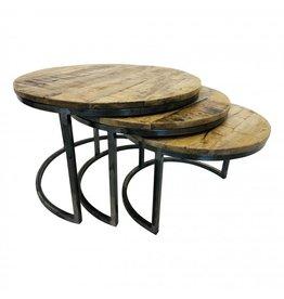 Damn Set van 3 tafels