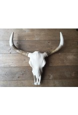 Damn Skull effen 74 x 80 cm