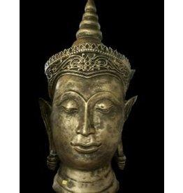 Damn Buddha head high (point)