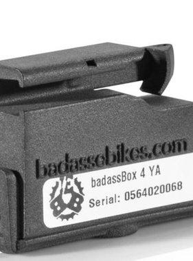 Yamaha Bad Ass Box 4.0 voor Giant & Yamaha motoren met LCD display