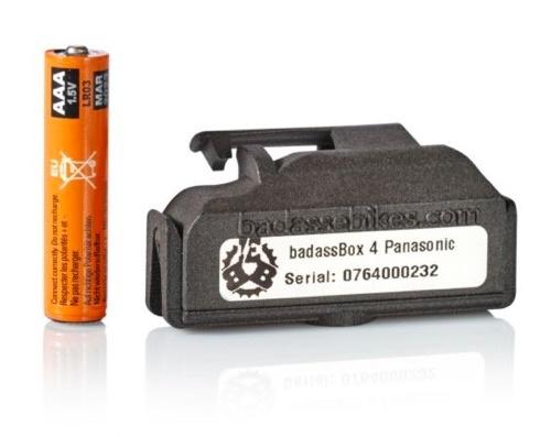Panasonic Bad Ass Box 4.0 voor Panasonic