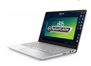 Shimano ePlus software flash  E6000/E6001