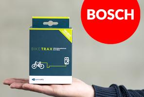 Bosch BikeTrax gps tracker Bosch Gen 4 (Power port voeding)