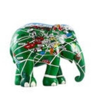 The Elephant Parade - Mappa Milano