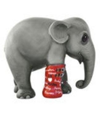 The Elephant Parade - DK Loves Mocha