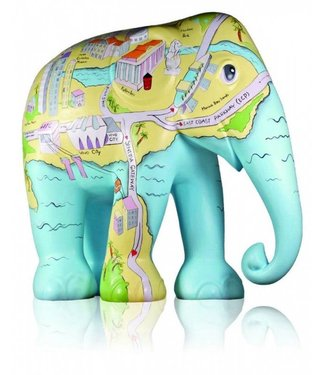 The Elephant Parade - One Degree North