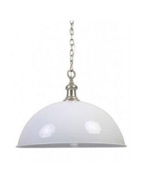 Halve bol hanglampen - World Nickel