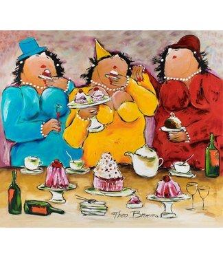 Theo Broeren - Feestje Dames