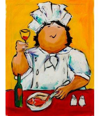 Theo Broeren - Wijntje voor de keuken