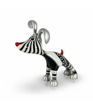 Stretching Dog Billie - Silverline