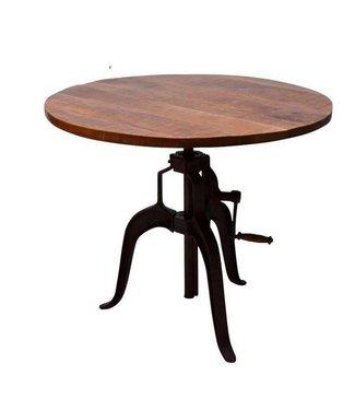Polymag Angus ronde eetkamer tafel