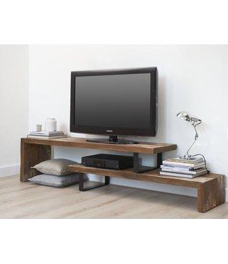 TV meubel - Teak hout