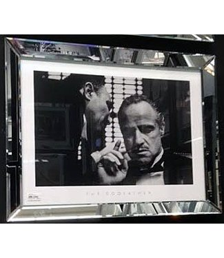 Glas Art The Godfather - Glas art