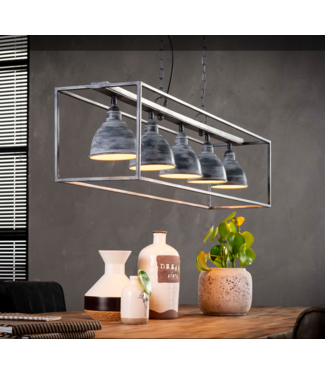 Polymag Industriële hanglamp - Mack