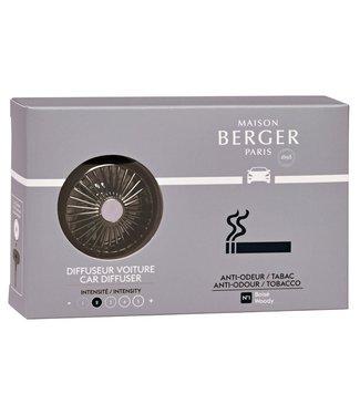 Maison Berger Maison Berger autoparfum set - Anti Odeur Tabac