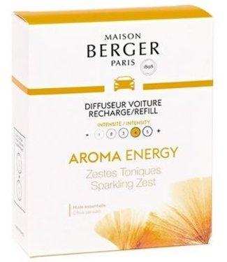 Maison Berger Maison Berger - Auto parfum navulling Energy