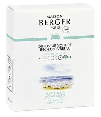 Maison Berger Maison Berger - Auto parfum navulling  Ocean Breeze