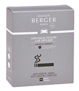 Maison Berger Maison Berger - Auto parfum  Anti odeur Tabac - Navulling