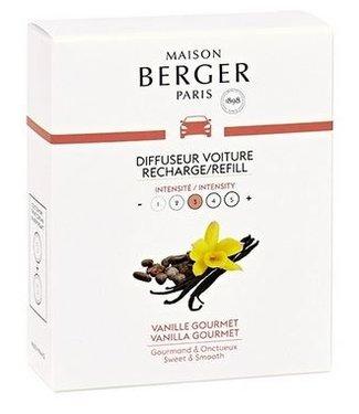 Maison Berger Maison Berger - Auto parfum navulling Vanille Gourmet