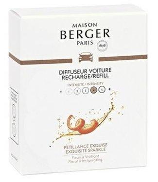 Maison Berger Maison Berger - Auto parfum navulling Pétillance Exquise