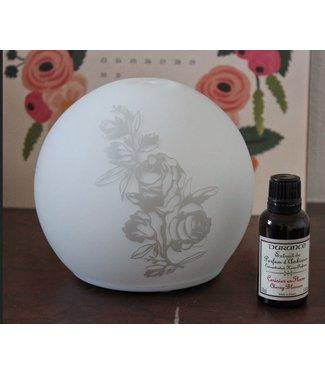 Durance Sphere parfum Diffuser voor Aroma therapie