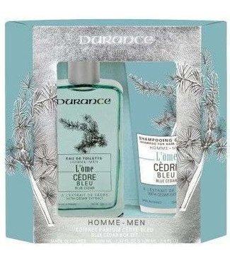 Durance Geschenkverpakking - L'Òme Cedar Blue