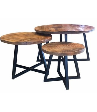 Home Capri  - Salon tafel set