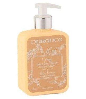 Durance DURANCE   Hand crème - Perzik