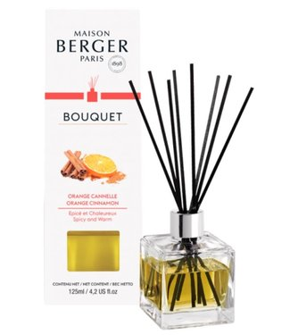 Maison Berger Parfumverspreider - Orange de Cannelle