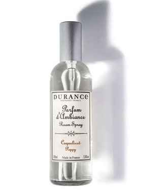 Durance Roomspray - Poppy - Coquelicot