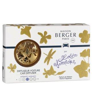 Maison Berger Maison Berger autoparfum set - Lolita Lempicka