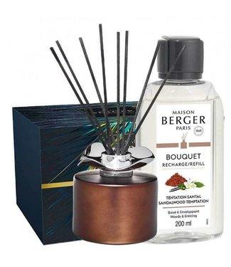 Maison Berger Parfumverspreider met Tentation Santal