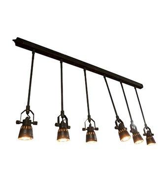 D&C Originals Industriële hanglamp - Spider