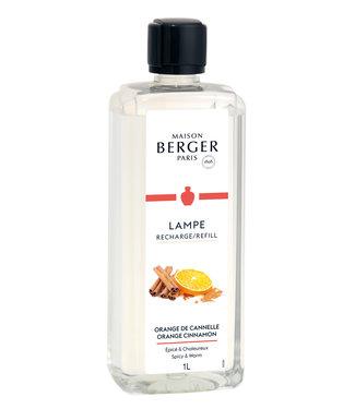 Maison Berger Liter van de Maand  -  Orange de Cannelle