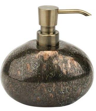 Aquanova Ugo vintage bronze - zeepdispenser