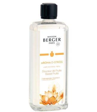 Maison Berger Liter van de maand - Aroma D-Stress