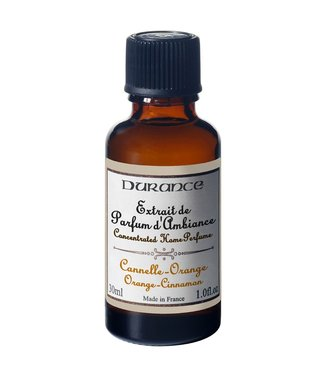Durance Orange Cinnamon - Etherische olie