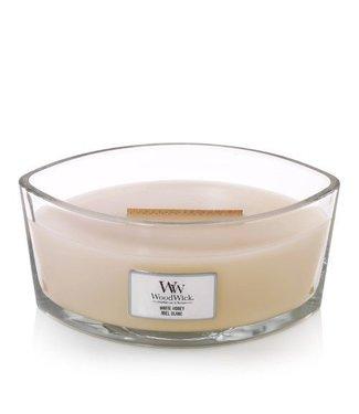 Woodwick Geur van de Maand - White Honey