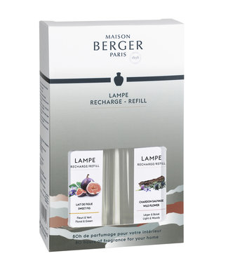 Maison Berger Lampe Berger - Duopack Land