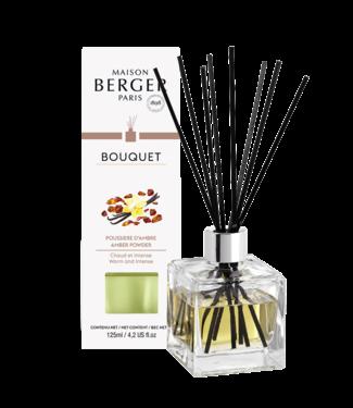 Maison Berger Parfumverspreider Cube Poussière d'Ambre