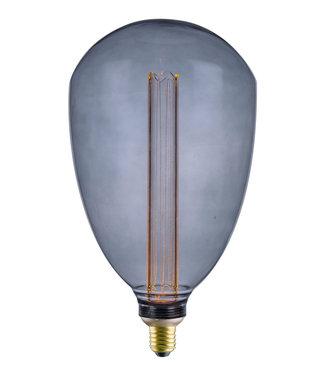 Freelight Smoke Led Lamp 17 x 30 cm