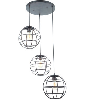 Freelight Industriële hanglampen - Mitch