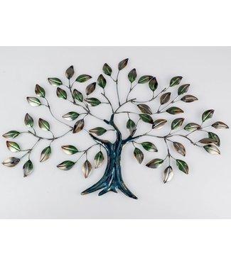 Home Metalen wanddecoratie - The Old Tree