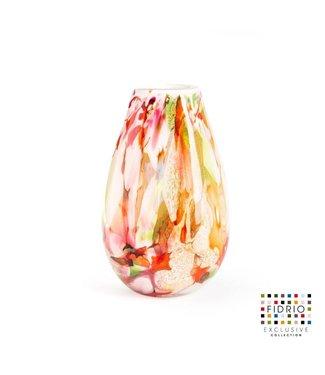 Fidrio Fidrio Mixed colours vaas - model organic