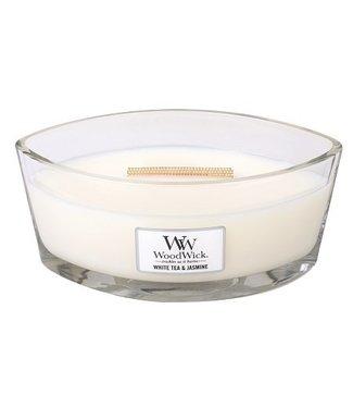 Woodwick WoodWick - White tea & Jasmine