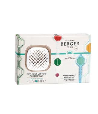 Maison Berger Maison Berger  Autoparfum set - Eternal Sap