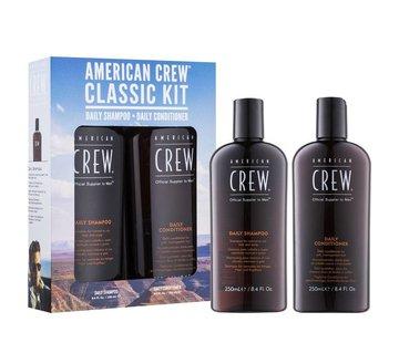 American Crew Classic Daily Set