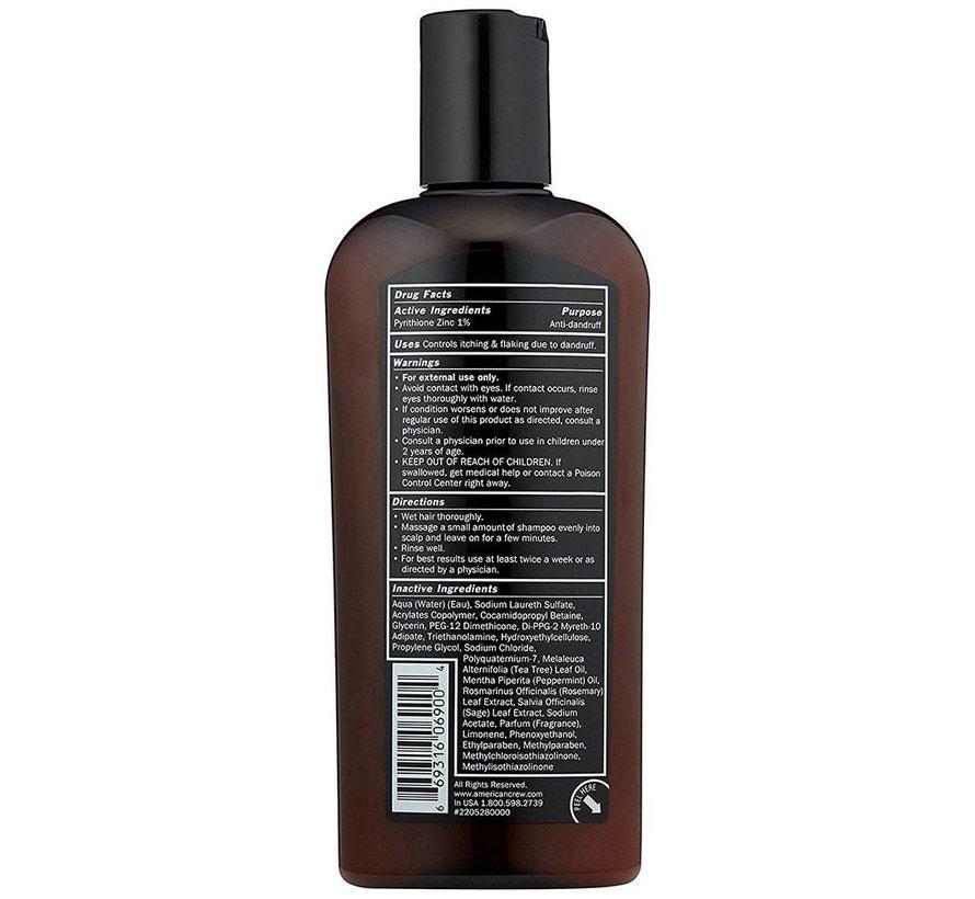 Anti-Dandruff + Sebum Control Shampoo 250ml