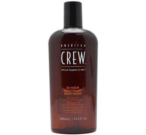 American Crew 24-Hour Deodorant Body Wash - 450ml