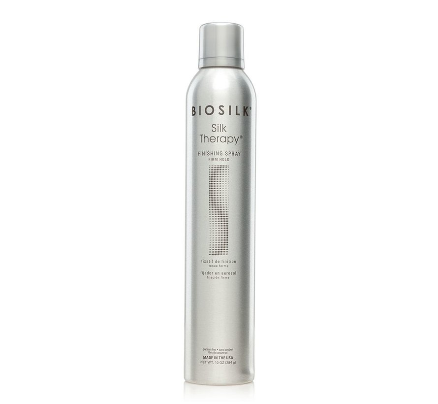 Silk Therapy Finishing Spray Firm Hold - 284gr.